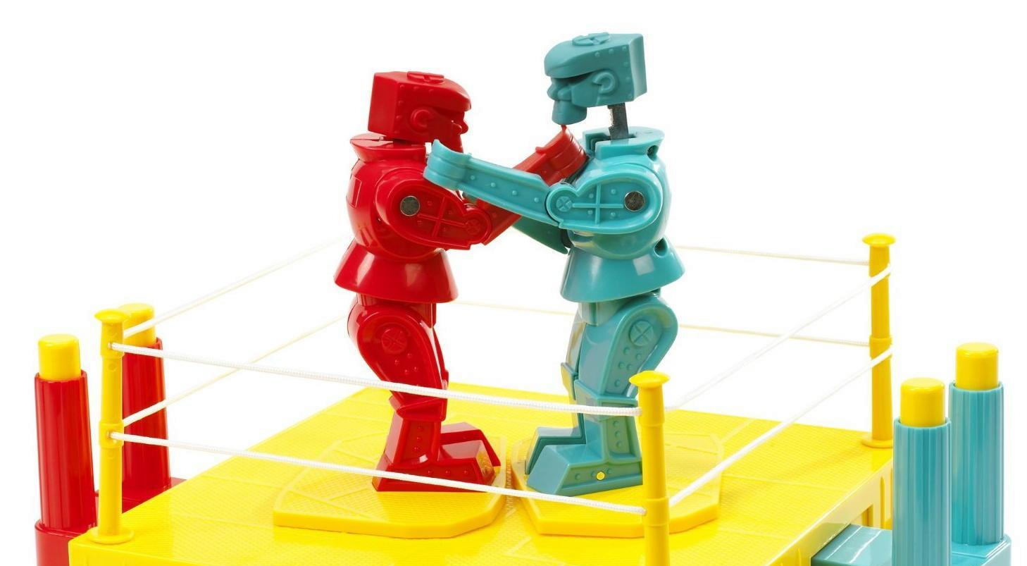 Maschine gegen Maschine - kann die Digitalisierung sich selbst im Zaum halten? (Bild: continuumgames)