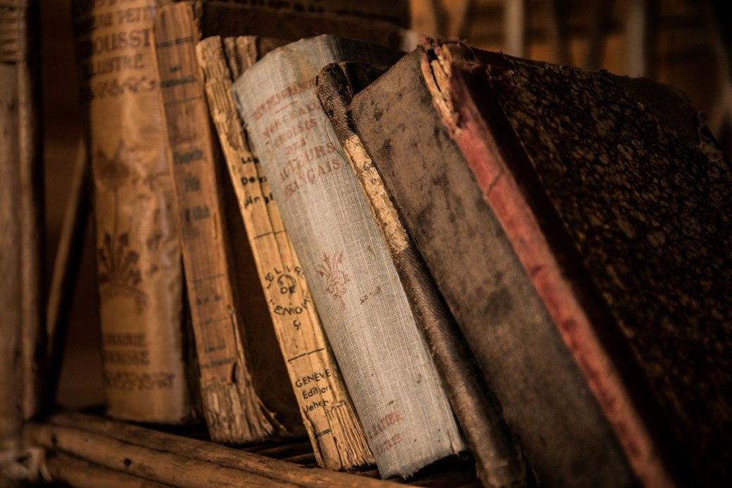 Les livres, en particulier les livres d'histoire, sont les principaux moyens de transport de l'héritage culturel. (Image Pixabay)